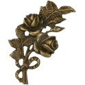Palmette rose 18cm