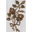 Palmette de roses 14 cm