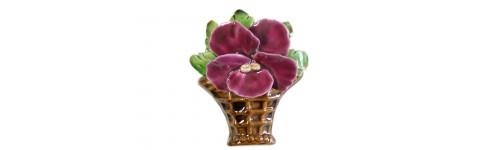 fleur-céramique